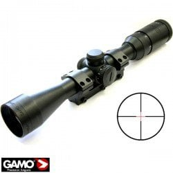 SCOPE GAMO 3-9X50 IR WR ZOOM