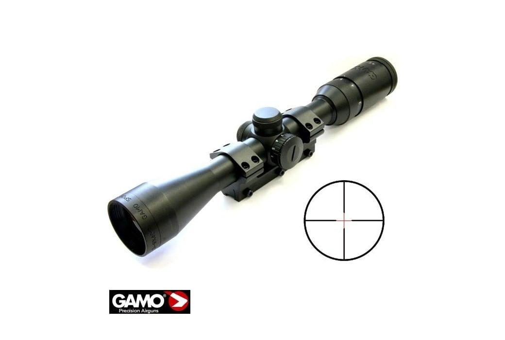 SCOPE GAMO 3-9X50 IR WR ZOOM