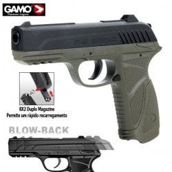 AIR PISTOLET GAMO PT-85 OLIVE BLOWBACK