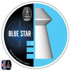 BALINES BSA BLUE STAR 450 pcs 4.50mm (.177)