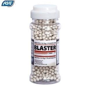 BALINES ASG BB PLASTICO 1000PCS 4.50mm (.177)