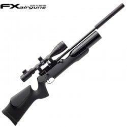 PCP AIR RIFLE FX T12 400