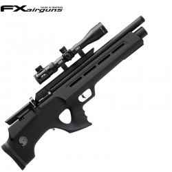 PCP AIR RIFLE FX BOBCAT REGULATED