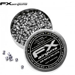 Air gun pellets FX AIRGUNS PELLETS 500pcs 4.52mm (.177)