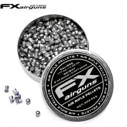 MUNITIONS FX AIRGUNS PELLETS 500pcs 4.52mm (.177)