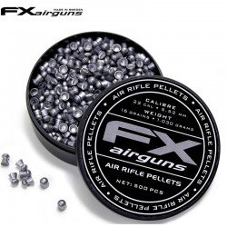 Air gun pellets FX AIRGUNS PELLETS 500pcs 5.52mm (.22)