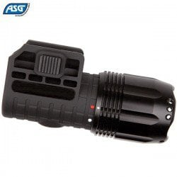 ASG FLASHLIGHT 3W LED MULTIFUNCTION