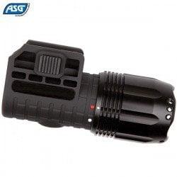 ASG FLASHLIGHT 3W LED MULTIFUNCTION