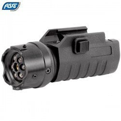 ASG LASER / FLASHLIGHT WEAVER MOUNT