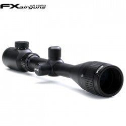 SCOPE FX AIRGUNS 3-12X44 IR AO