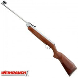 AIR RIFLE WEIHRAUCH HW30 STAINLESS