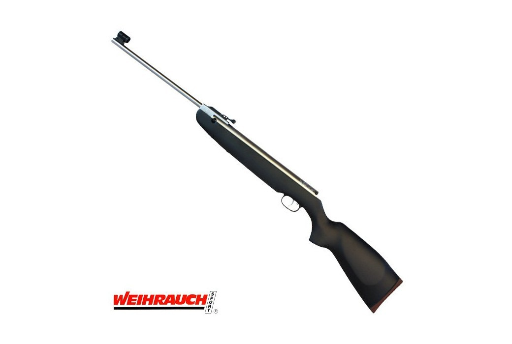 AIR RIFLE WEIHRAUCH HW50 S STAINLESS