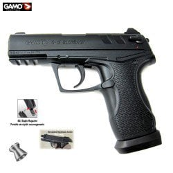 AIR PISTOL GAMO C-15 BLOWBACK PELLETS