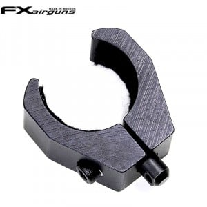 FX TUBE CLAMP FOR BIPODS AND SLINGS