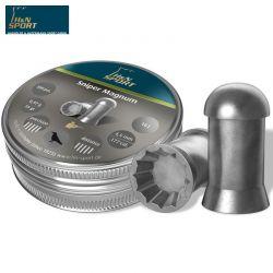 MUNITIONS H & N SNIPER MAGNUM 4.50mm (.177) 300PCS