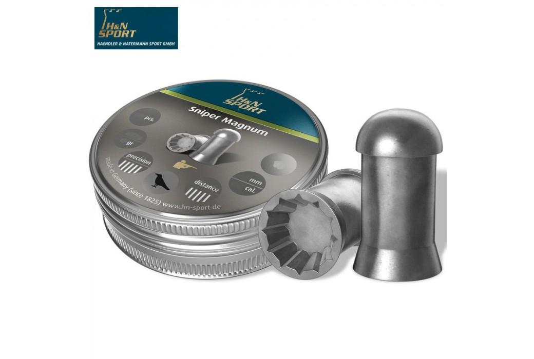 MUNITIONS H & N SNIPER MAGNUM 5.50mm (.22) 250PCS