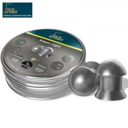 MUNITIONS H & N SNIPER LIGHT 5.50mm (.22) 250PCS