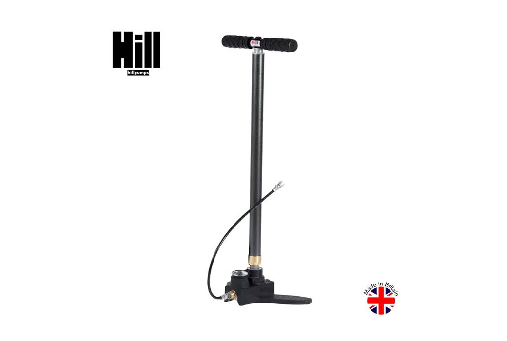 HILL PUMP MK4 PCP CHARGING 1/8 BSP