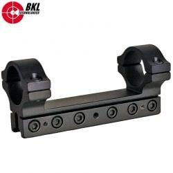 """BKL 260 MONTURA 1PC 1"""" 9-11mm MEDIA"""