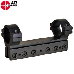 "BKL 260H ONE PIECE MOUNT 1"" 9-11mm HIGH"