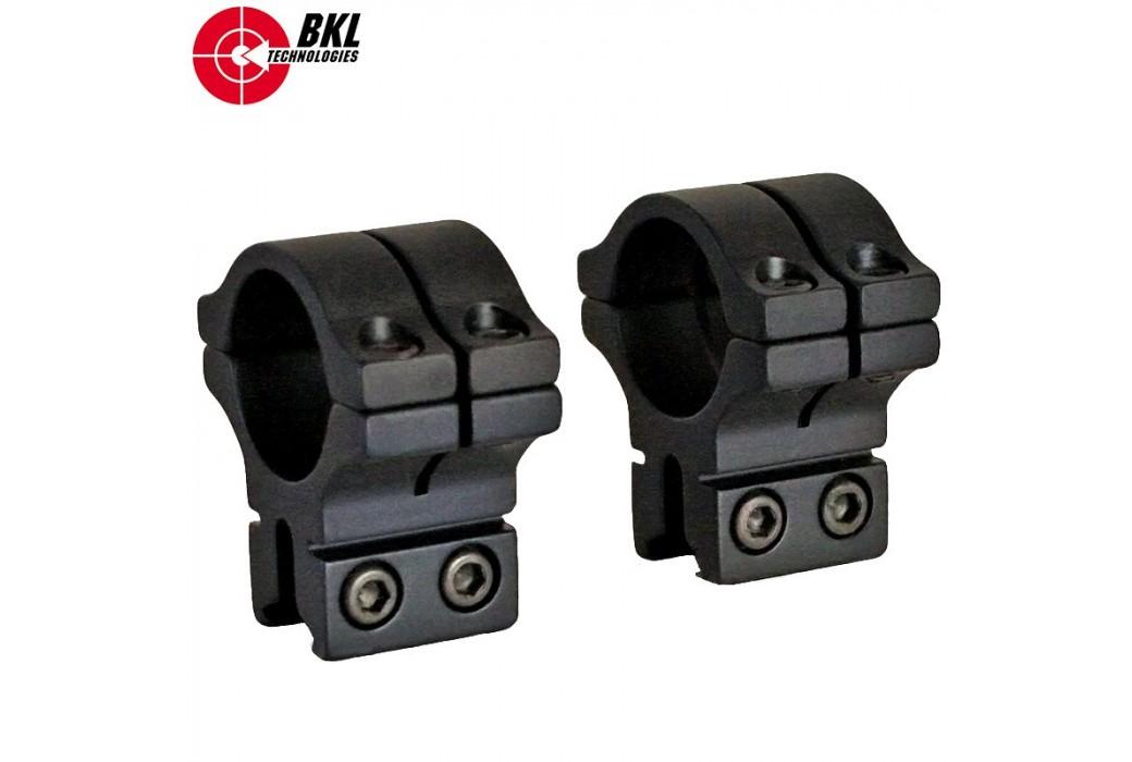"""BKL 263 MONTURAS 2PC 1"""" 9-11mm"""
