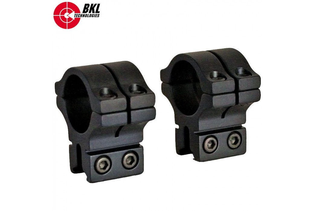 """BKL 263 TWO-PIECE MOUNT 1"""" 9-11mm"""