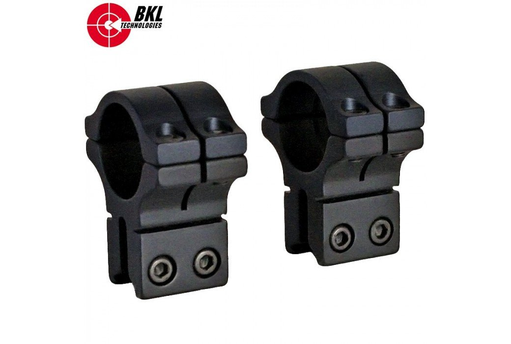 "BKL 263H TWO-PIECE MOUNT 1"" 9-11mm HIGH"