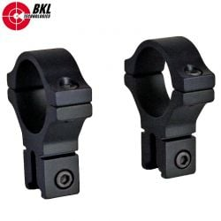 "BKL 257 TWO-PIECE MOUNT 1"" 9-11mm"