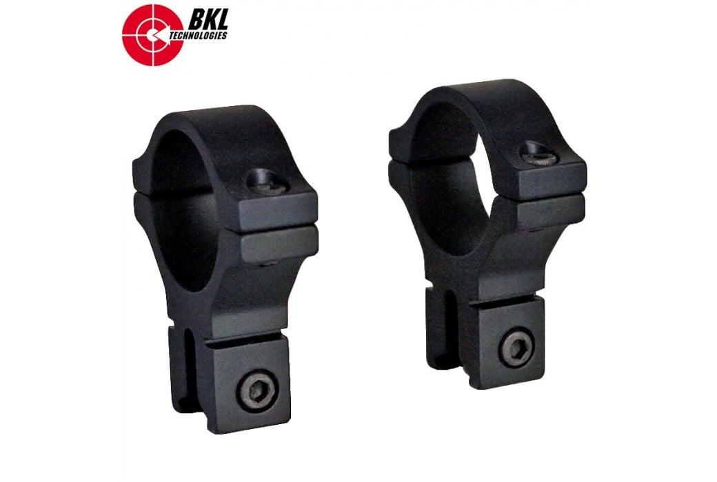 """BKL 257 MONTURAS 2PCS 1"""" 9-11mm"""