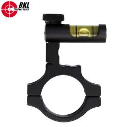 BKL 610 12-WAY FOLDING BUBBLE LEVEL FOR 30mm SCOPE