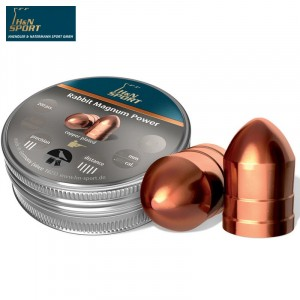 BALINES H & N RABBIT MAGNUM POWER 5.50mm (.22) 200PCS