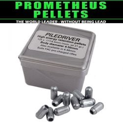 MUNITIONS PROMETHEUS PILEDRIVER 4.50mm (.177) 250PCS