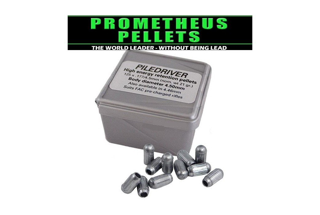 CHUMBO PROMETHEUS PILEDRIVER 4.50mm (.177) 125PCS