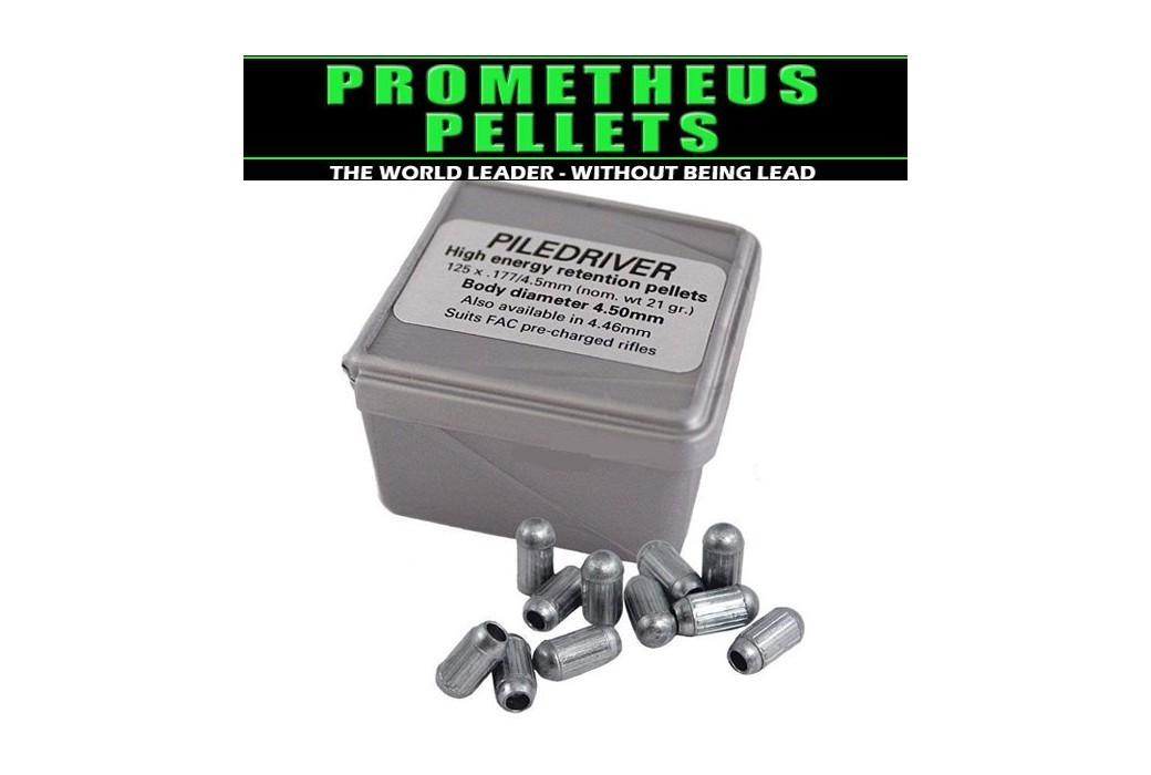 MUNITIONS PROMETHEUS PILEDRIVER 4.50mm (.177) 250PCS
