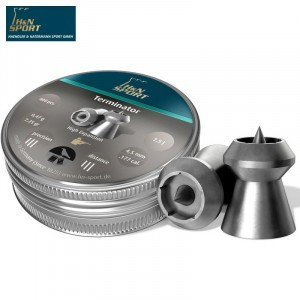 CHUMBO H & N TERMINATOR 4.50mm (.177) 400PCS