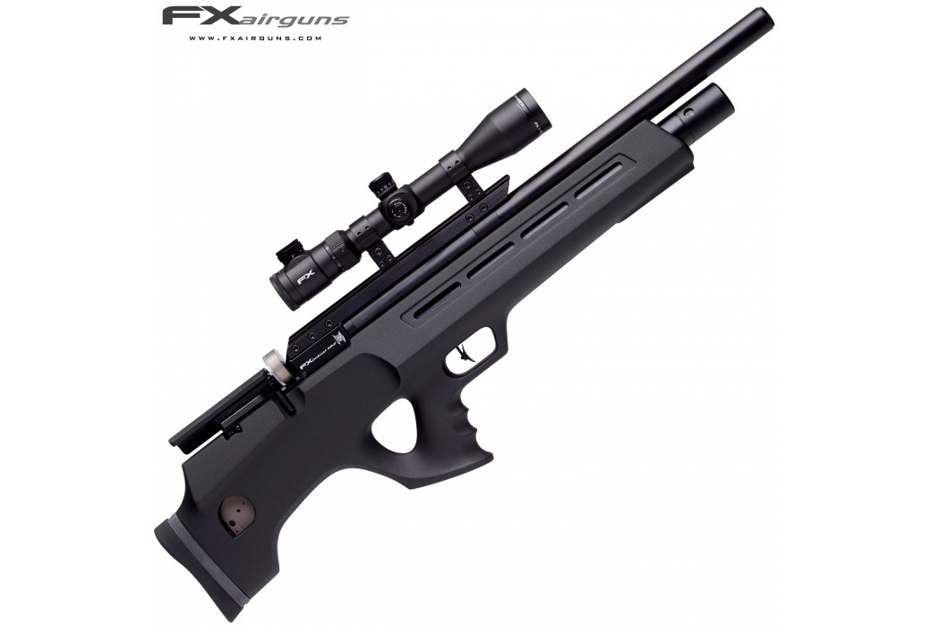 PCP AIR RIFLE FX BOBCAT MKII REGULATED