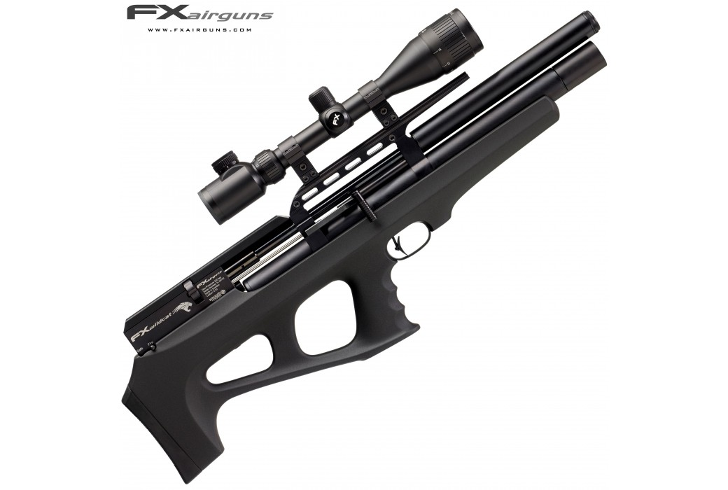 PCP AIR RIFLE FX WILDCAT REGULATED