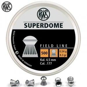 Air gun pellets RWS SUPERDOME 4.50mm (.177) 500PCS