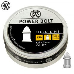 CHUMBO RWS POWER BOLT 4.50mm (.177) 150pcs