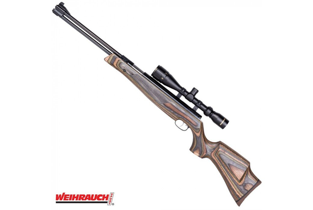 CARABINE À PLOMB WEIHRAUCH HW77 SPECIAL EDITION