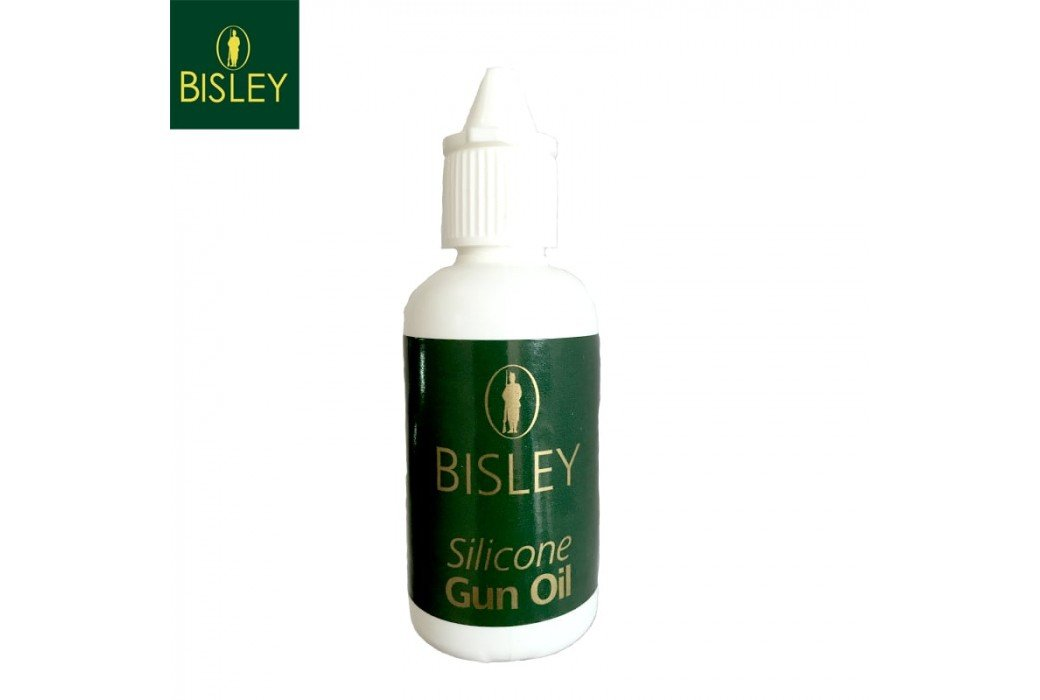 BISLEY SILICONE GUN OIL HUILE POUR CARABINE 30ML