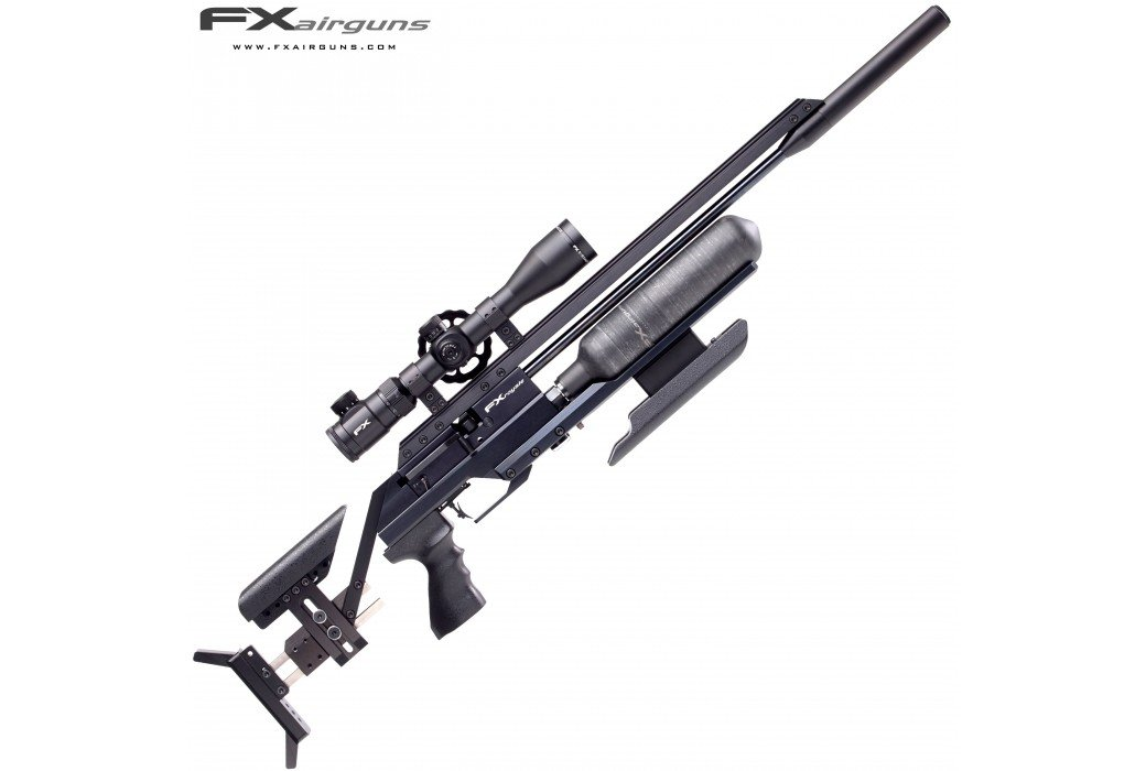 CARABINA PCP FX ROYALE 400 FT - FIELD TARGET REGULADA