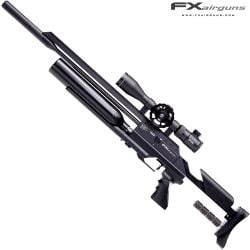 CARABINE PCP FX ROYALE 400 BR - BENCHREST REGULATED