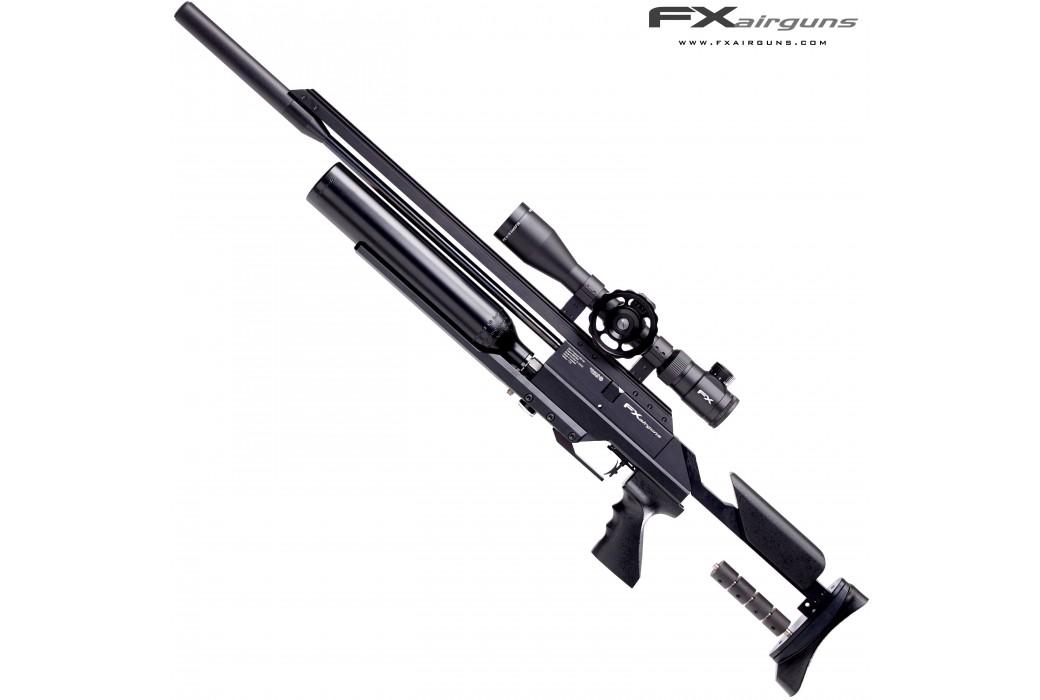 CARABINA PCP FX ROYALE 400 BR - BENCHREST REGULADA