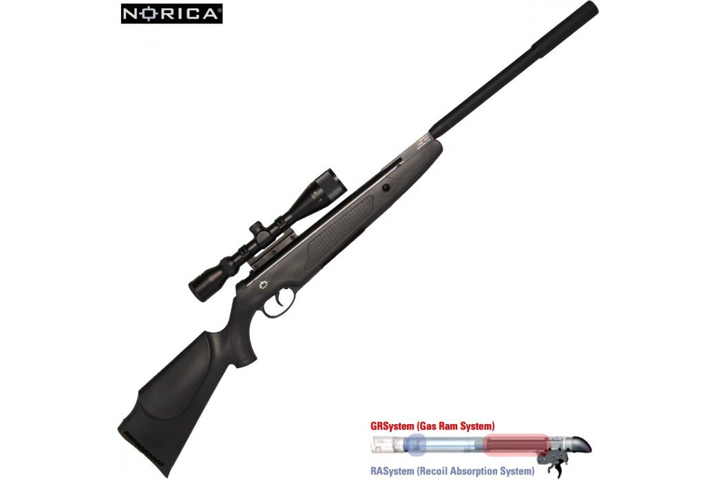 AIR RIFLE NORICA DRAGON GRS EVOLUTION MAX 3-9X40