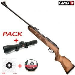 CARABINE À PLOMB GAMO HUNTER 440 PACK FEELINGS
