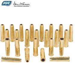 ASG DAN WESSON 715 25 BALAS P/ CHUMBO 4.50mm