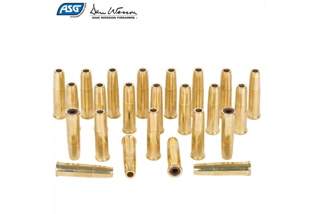 ASG DAN WESSON 715 CARTRIDGE 25PCS PELLETS 4.50mm