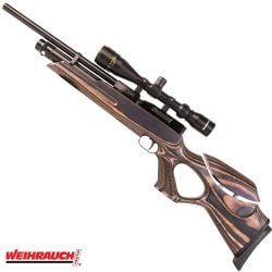 AIR RIFLE WEIHRAUCH HW100 T FSB LAMINATED