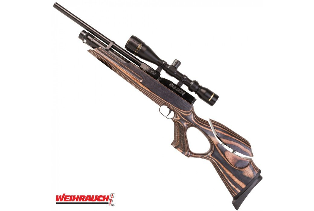 AIR RIFLE WEIHRAUCH HW100 TK FSB LAMINATED